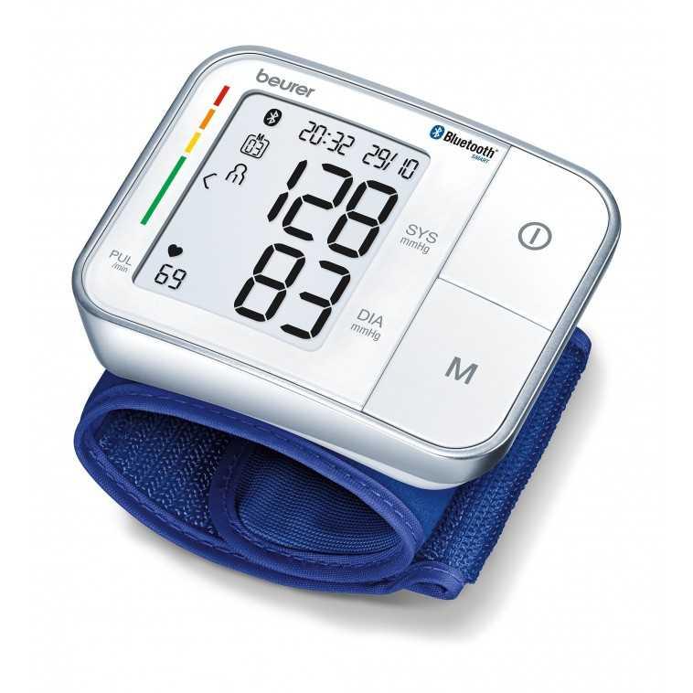 BEURER BC 57 Bluetooth - Digitalni tlakomjer za zapešće