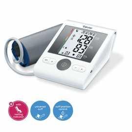 BEURER BM 28 - Digitalni tlakomjer za nadlakticu s adapterom