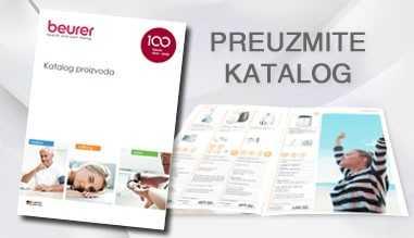 Beurer katalog proizvoda