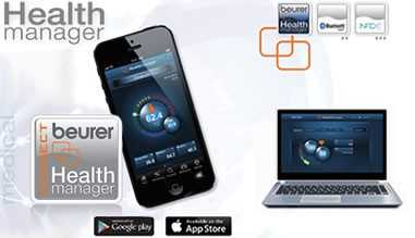 Beurer health manager
